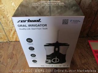 Zer-bunk Oral Irrigator