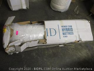 Memory Foam Hybrid Mattress Size Full