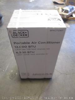 Black and Decker Portable Air Conditioner (See Pictures)