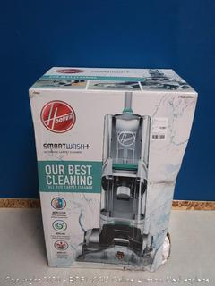 Hoover Smartwash Automatic Carpet Cleaner, FH52000, Turquoise (Box Damage)