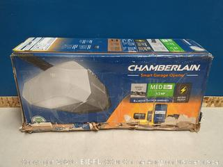 CHAMBERLAIN Smart Garage Door Opener (online $216)
