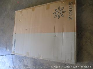 """Zinus 4"""" Bi-Fold Boxspring (See Pictures)"""
