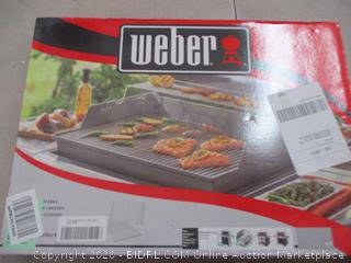 Weber Stainless Steel Cooking Grates (19.5 x 12.9 x 0.6)