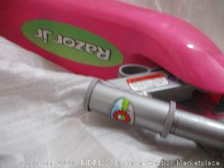 Razor Jr Scooter (Please Preview)