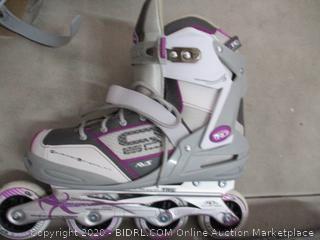 Roller Derby AERIO Q-60 Women's Inline (Purple, 9) (RETAIL $49)