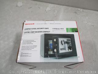 Honeywell Compact Steel Security Safe