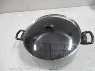 Covered Pan bent