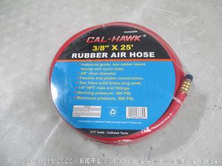 Cal Hawk Rubber Air Hose