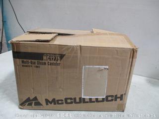 Mc Culloch Multi Use Steam Canister