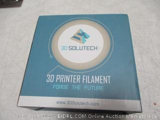3 D Printer Filament