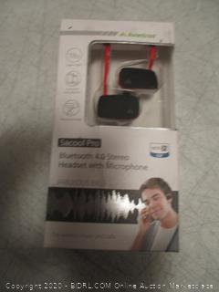 Bluetooth 4.0 stereo Headset with Microphone
