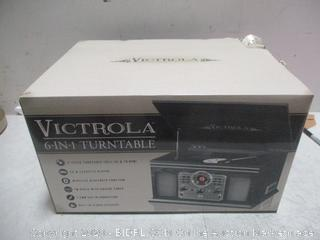 Victrola 6-in-1 Turntable - Damaged