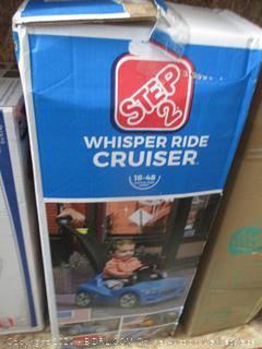 Step 2 Whisper Ride Cruiser