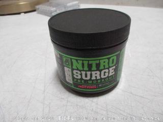 Nitro Surge  Pre-Workout