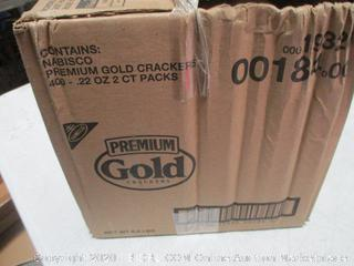 Nabisco Premium Gold Crackers