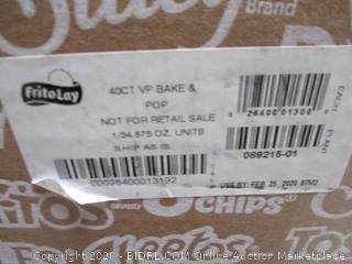 Frito Lay Snacks Variety Pack