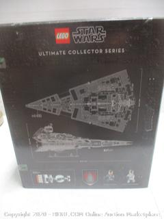 Lego Star Wars Ultimate Collector Series Destroyer Stellaire imperial  New