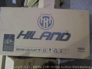 Hiland Bicycle  See Pictures