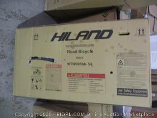 Hiland Black Road Bicycle