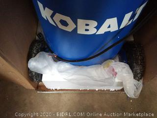 Kobalt oil-free air compressor(powers on)