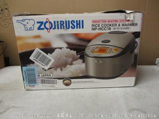 Zojirushi Rice Cooker (Powers On)