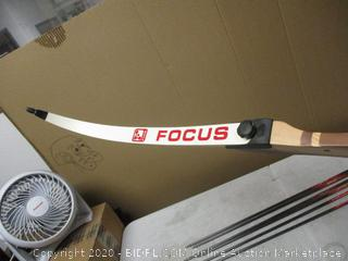 Focus Long Bow (See Pictures)