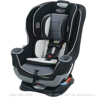 Graco extend2fit Convertible Car Seat- Retail $200