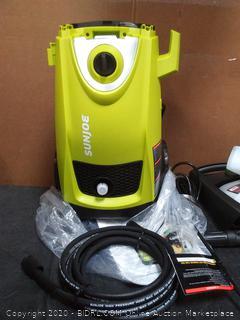 856890003733 - Sun Joe, Electric Pressure Washer SPX3000(powers on)(pallet#35)