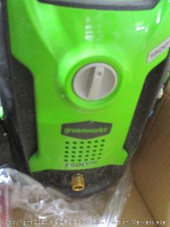 Greenworks - Pressure Washer, 1500 PSI 13 Amp