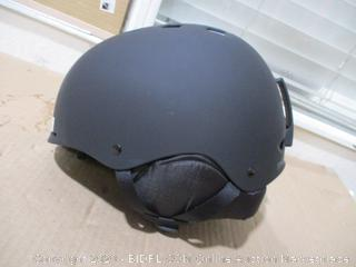 Smith - Snow Helmet, Holt Matte Black (Adult XL)