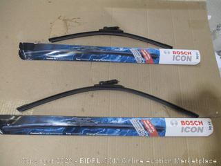 Bosch - Icon Wiper Blades, Set of 2 (19 OE, 24 OE)