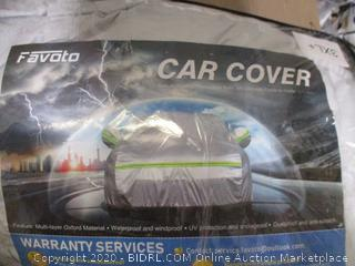 Favoto - Car Cover, 3XL+