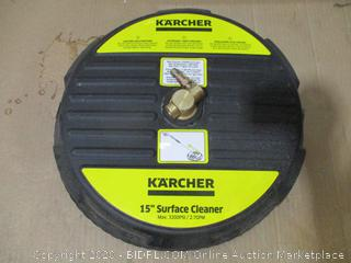 "Karcher - 15"" Surface Cleaner"