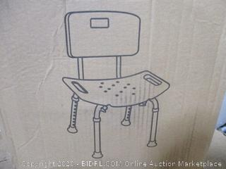 Vaunn Medical - Shower Chair with Back