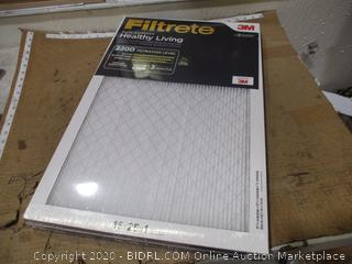 Filtrete - AC & Furnace Filter 16 x 25 x 1 (Qty 2)