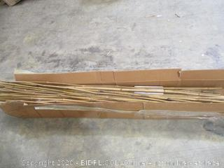 Heavy Duty Bamboo Stakes, 6 Foot