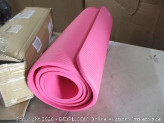 """AmazonBasics - 1/2"""" Yoga and Exercise Mat"""
