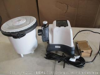 Intex - Krystal Clear Sand Filter Pump for Above Ground Pools