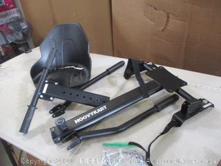 HoovyKart - Go Kart Conversion Kit for Hoverboards (Damaged, See Pictures)