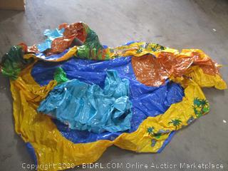 Intex - Dinosaur Inflatable Play Center