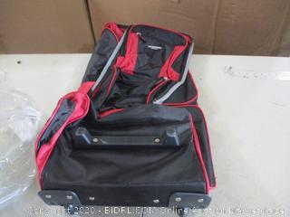 "Travelers Club - Adventure Rolling Duffle Bag (34"")"