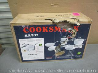 Cooksmart Pan Set