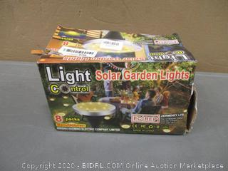Light Solar Garden Lights