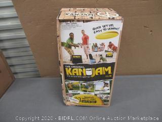 Kanjam flying disc team Game