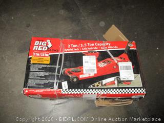 Big Red Jacks Possibly missing parts