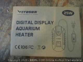 Vivosun Mini Digital Display Aquarium Heater