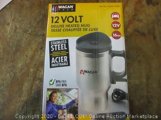 wagan 12 Volt Deluxe Heated Mug