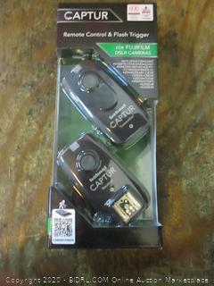 Captur remote Control & Flash Trigger