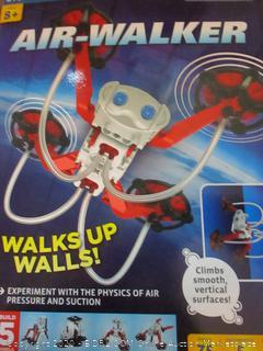 Air Walker  Walks up Walls