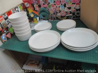 Stoneware Dinnerware Set